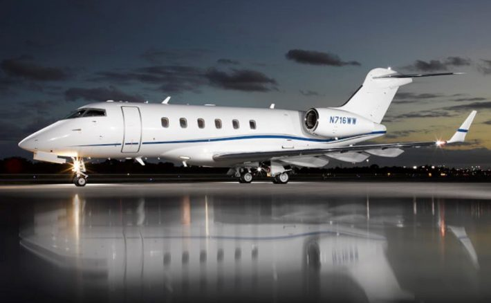 Home – Our Jet Charter Fleet